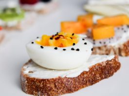 Hårdkogt æg